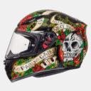 MT Revenge Skull & Rose