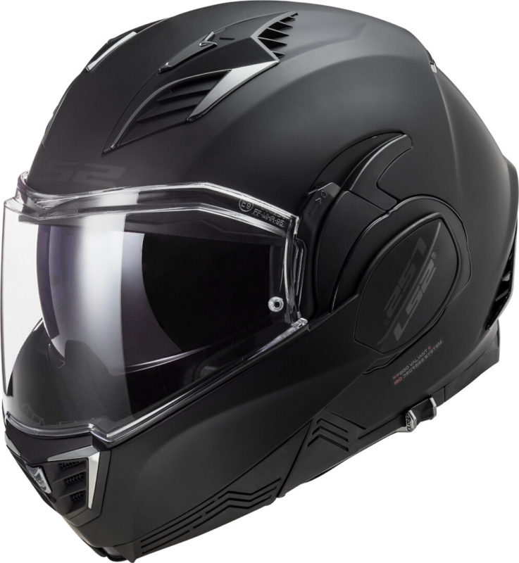 LS2 FF900 matt black