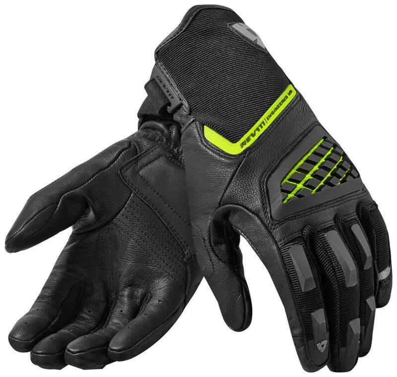 Revit-Neutron-2-Gloves-1450-BlackFluoYellow-1
